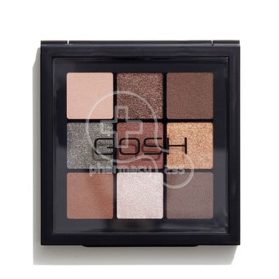 GOSH - EYEDENTITY PALETTE  No003 Be Happy - 8gr