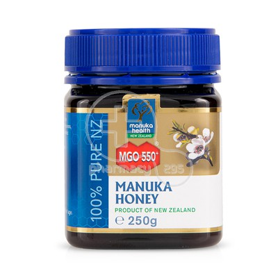 MANUKA HEALTH - Manuka Honey MGO 550+ - 250gr