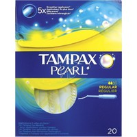 Tampax Pearl Regular Συσκευασία 20 Τεμαχίων