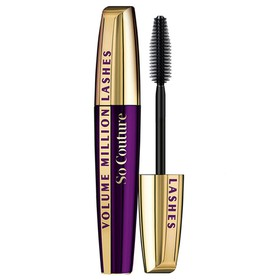 L'OREAL MASCARA VOLUME MILLION LASHES SO COUTURE SO BLACK