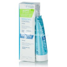 Ducray Σετ Keracnyl Control Creme, 30ml & Gel Moussant, 40ml