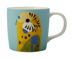 Maxwell & Williams Κούπα Budgerigar Pete Cromer Bone China 375ml