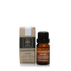 Apivita essential oil jasmine 10  in jojoba oil euphoria 10ml