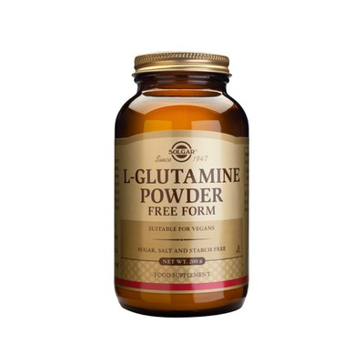 Solgar - L-Glutamine Powder - 200gr