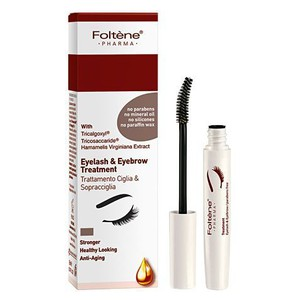 Foltene eyelash and eyebrow