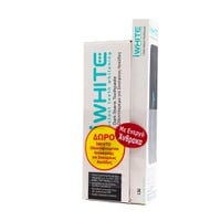 IWHITE DARK STAINS TOOTHPASTE 75ML (PROMO+ΟΔΟΝΤΟΒΟΥΡΤΣΑ)
