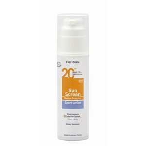 FREZYDERM Sun screen sport lotion Spf20 150ml