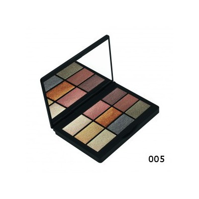 Gosh - 9 Shades Shadow Matt Collection To Party In London 005 - 12gr