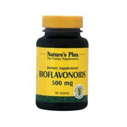 Nature's Plus Bioflavonoids 500mg 90 tablets