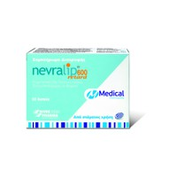 Medical Pharmaquality Nevralip Retard 600mg 20tabs