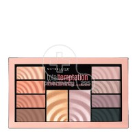 MAYBELLINE - Total Temptation Palette - 12gr
