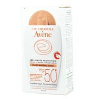 AVENE SUN PROTECTION FLUID MINERAL SPF50 (ΜΕ ΧΡΩΜΑ) 40ML