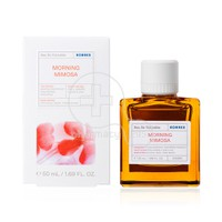 KORRES - MORNING MIMOSA Eau de Toilette - 50ml