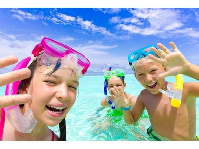 4 activities to enjoy your Summer-time with your kids in Emirates!