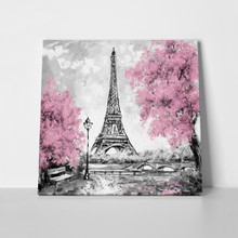 Pink oil painting paris 533020132 a