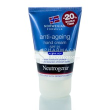 Neutrogena ANTI-AGEING SPF25 Hand Cream - Αντιγηραντική δράση, 50ml