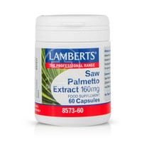 LAMBERTS - Saw Palmetto Extract 160mg - 60caps