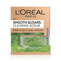 L'OREAL PARIS - SMOOTH SUGARS Clearing Scrub - 50ml