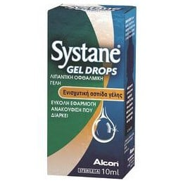 Alcon Systane Gel Drops 10ml