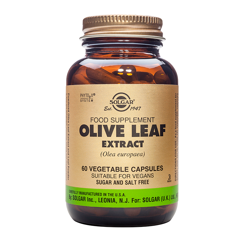 Olive Leaf Extract veg.caps