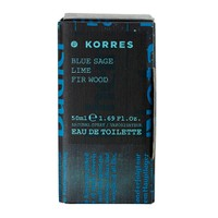 KORRES EAU DE TOILETTE BLUE SAGE 50ML