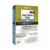 FREZYDERM - Hair Force Tabs - 60tabs