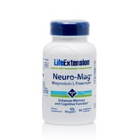 LIFE EXTENSION - NEURO-MAG™ Magnesium L-Threonate  - 90caps