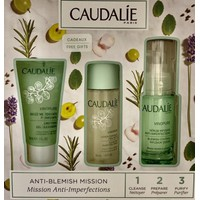 Caudalie Set Vinopure Serum Anti-Imperfecciones 30ml & Δώρο Tonic Purificant 50ml & Gel Purificant 30ml