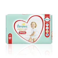 PAMPERS - PREMIUM CARE Pants No6 (15+kg) - 42τμχ