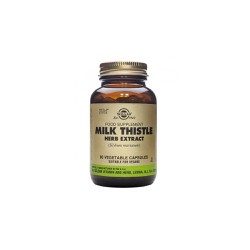 Solgar Sfp Milk Thistle Herb Extract 60 V.caps