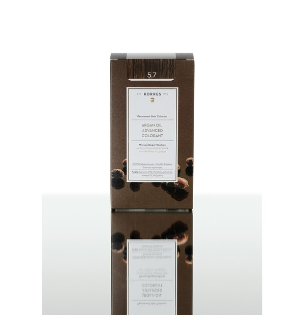 KORRES ARGAN COLOR CHOCOLATE 5.7 ΣΟΚΟΛΑΤΙ