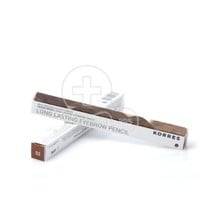 KORRES - CEDARWOOD Long Lasting Eyebrow Pencil Μεσαία Απόχρωση 02