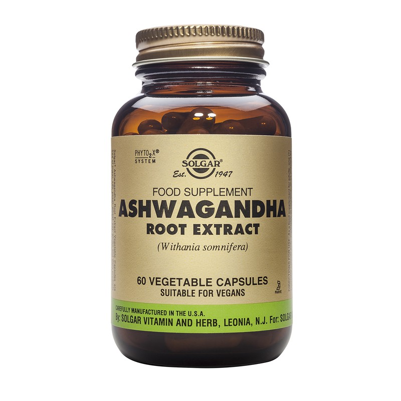 Ashwagandha Root Extract veg.caps
