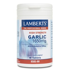Lamberts Garlic 1650mg 90 tabs