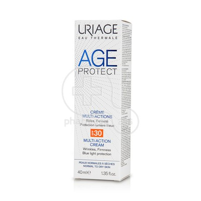 URIAGE - AGE PROTECT Creme Multi-Actions SPF30 - 40ml PNS
