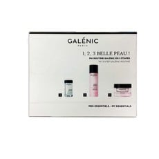 Galenic PROMO PACK 1,2,3 Belle Peau 3-Step Routine Set 3Τμχ.
