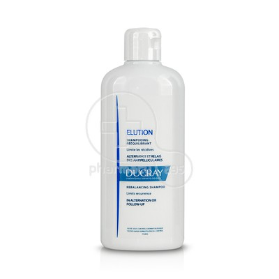Ducray Elution Dermo-Protective Treatment Shampoo 400ml