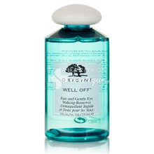 Origins Well Off Fast and Gentle Eye Makeup Remover - Ντεμακιγιάζ Ματιών, 150ml