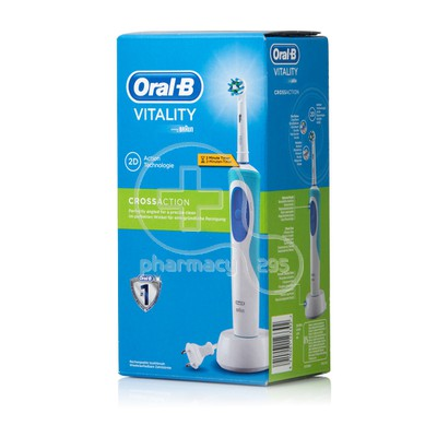 ORAL-B - VITALITY 2D Action Technologie Cross Action