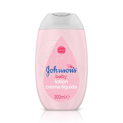 JOHNSON & JOHNSON - BABY Lotion - 300ml