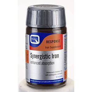Quest synergistic iron