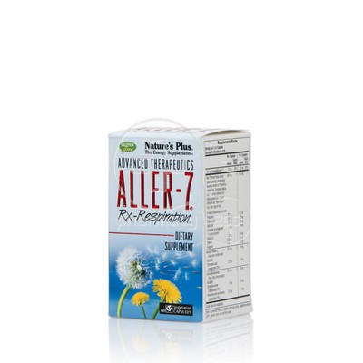 NATURE'S PLUS - ALLER 7 RX-Respiration - 60caps
