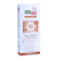 SEBAMED - SUN CARE Multi Protect Sun Lotion SPF50 - 150ml