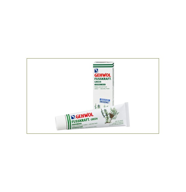 GEHWOL FUSS. GREEN CREAM 75ML