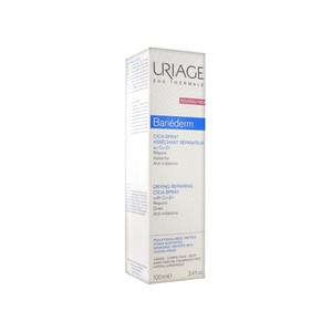 Uriage bari derm drying repairing cica spray 100ml