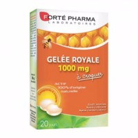 FORTE PHARMA GELEE ROYALE 1000MG 20CHEW. TABL