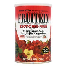 Nature's Plus, Frutein Exotic Red Fruit, 576 gr