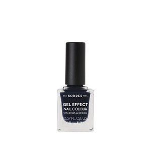 KORRES Gel effect nail colour N88 steel blue 11ml