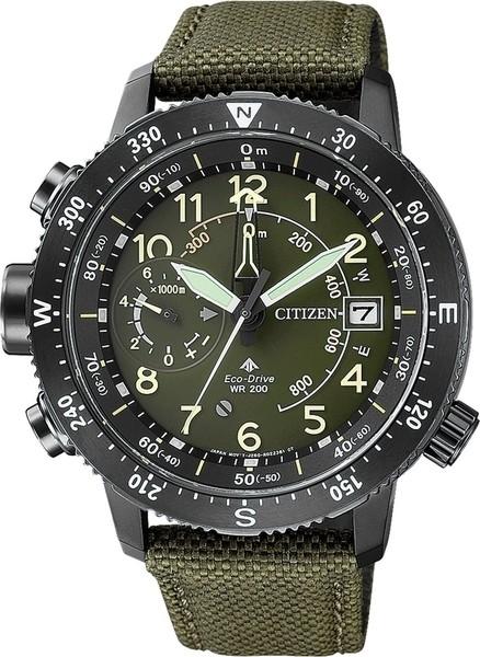 Citizen Promaster Land Eco-Drive BN4045-12X 1349eaf4c87