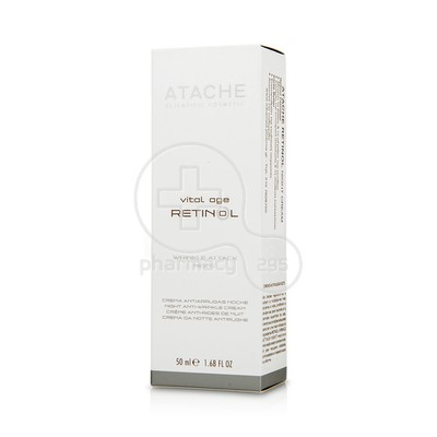 ATACHE - VITAL AGE RETINOL Wrinkle Attack Night - 50ml